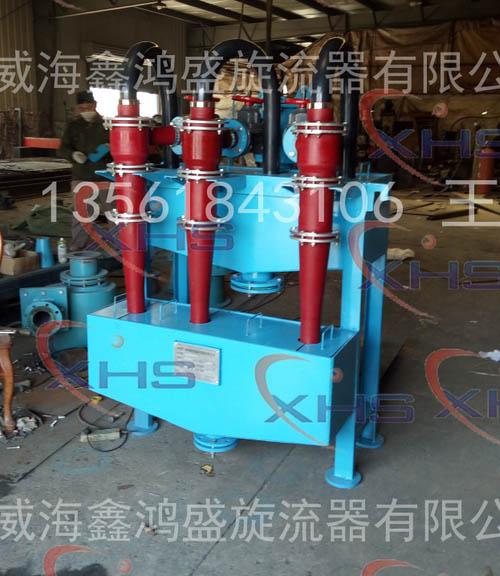 点击查看详细信息<br>标题:电厂用旋流器组VV100-8*3