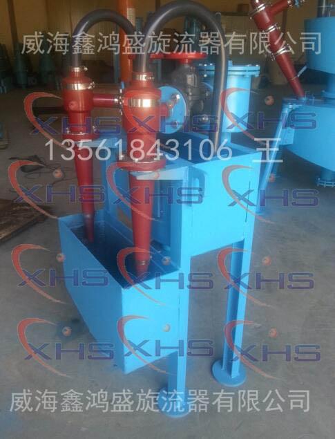 点击查看详细信息<br>标题:电厂用旋流器组AKW50-6*2